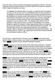 Affidavit of Latah County Sheriff's Detective Justin Anderson page 2