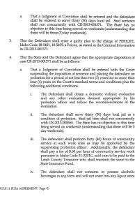 Jamin Wight: Rule 11 Plea Agreement page 2